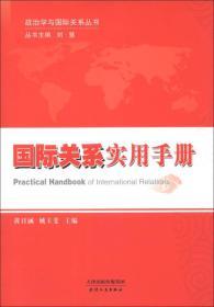 政治学与国际关系丛书:国际关系实用手册