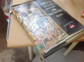買滿就送   picture history of western man西部人的歷史圖片