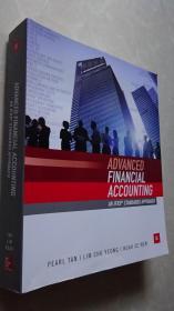 正版 Advanced Financial Accounting:An IFRS Standards Approach , 3rd edition Pearl Tan