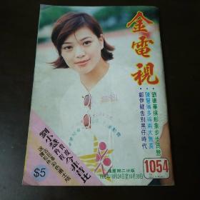 金电视1054(梁朝伟,刘小慧张曼玉,邝文珣,等)