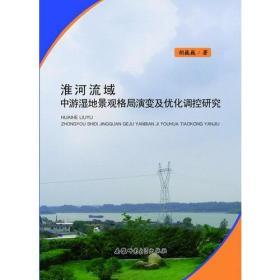 淮河流域中游湿地景观格局演变及优化调控研究