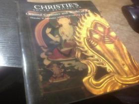 英文版佳士得拍卖图录,1999年《东方陶艺作品》之二,CHRISTIES SOUTH KENSINGTON , Oriental Ceramics and WORKS OF ART