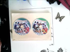游戏光盘 PC迷你经典小游戏2 5000  简装  2张光盘