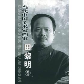 当代中国美术家档案田:田黎明卷