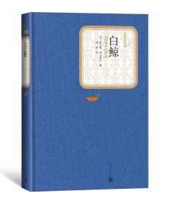 名著名译丛书:白鲸