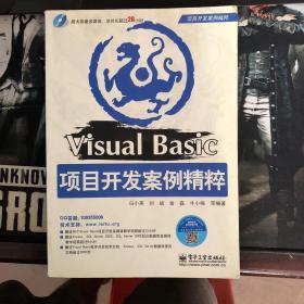 Visual Basic项目开发案例精粹