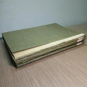 旅游报 1980,1981、1982、1983、1984年(前身旅游通讯32一41期终刊、创刊号42-249期)合订三册