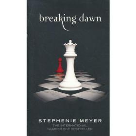 英文版 Breaking Dawn