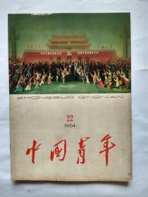 中国青年1964年第22期