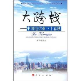 大跨越:中国电信业三十春秋