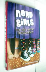 Nerd Girls (The Rise of the Dorkasaurus)精装原版外文书