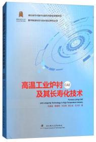 高温工业炉衬CAE及其长寿化技术/数字制造科学与技术前沿研究丛书
