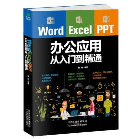 Word Excel PPT 办公应用从入门到精通