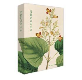 艺术小卡片:清露无声万木中(30张)