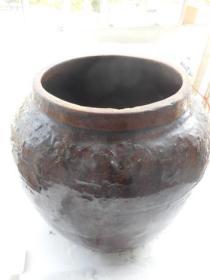 元或明代双龙戏珠大罐