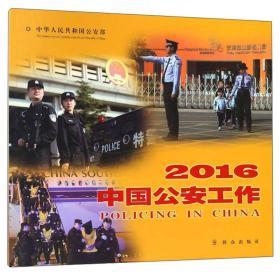 中国公安工作(2016)