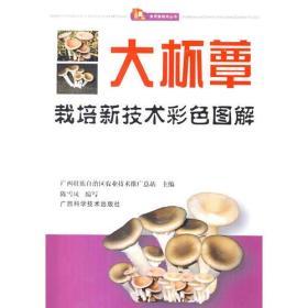 食用菌栽培丛书:大杯蕈栽培新技术彩色图解