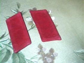 红肩章2个