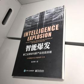 智能爆发:新工业革命与新产品创造浪潮