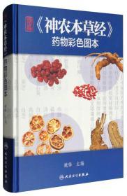 精编《神农本草经》药物彩