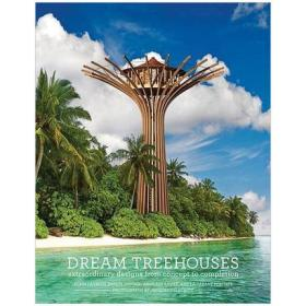 Dream Treehouses: Extraordinary Designs from Concept to Completion,梦想的树屋:从概念到完成的非凡设计