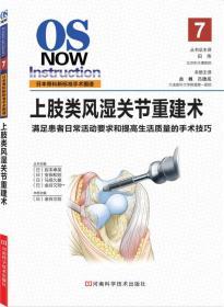 上肢类风湿关节重建术:满足患者日常活动要求和提高生活质量的手术技巧