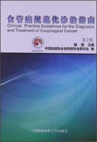 食管癌规范化诊治指南(第2版)