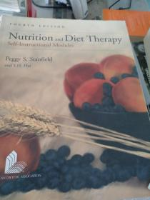 现货!Nutrition and Diet Therapy, Fourth Edition9780763721404