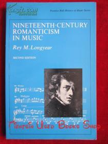 Nineteenth-Century Romanticism in Music(Second Edition)十九世纪音乐浪漫主义(第2版 英语原版 平装本)