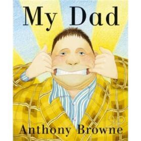 My Dad   Board book    我爸爸