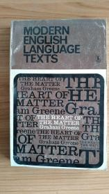 The Heart of the Matter(英文原版 Graham Greene 名著 36开 266页 全本 看描述)