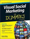 英文原版书 Visual Social Marketing For Dummies  by Krista Neher  (Author)