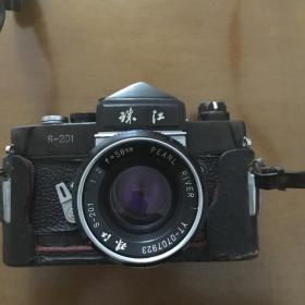 珠江牌S一201型135相机
