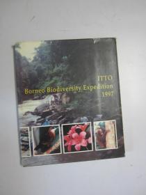 Borneo Biodiversity Expedition 1997(精装)