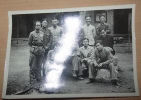 1938年马大恢青年会合影