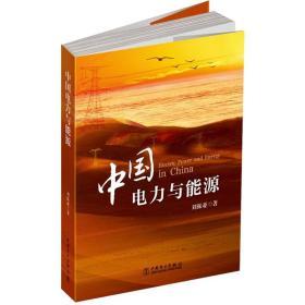 中国电力与能源 专著 Electric power and energy in China 刘振亚著 eng zhong guo dian li y