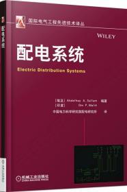 国际电气工程先进技术译丛:配电系统