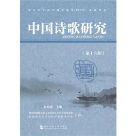 中国诗歌研究