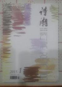 诗潮 2015 第1期