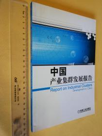 中国产业集群发展报告 2009年 一版一刷