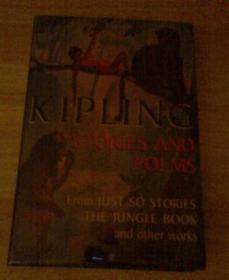 Kipling Stories And Poems From Just So Stories The Jungle Book And Other Works