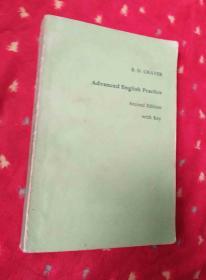 Advanced English Practice Second Edition高级英语练习 第2版【英文版16开】