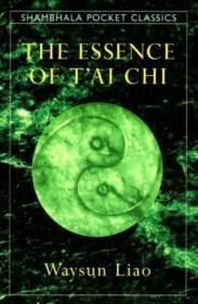 The Essence Of Tai Chi (shambhala Pocket Classics)