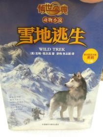 传世今典动物小说《雪地逃生》一册