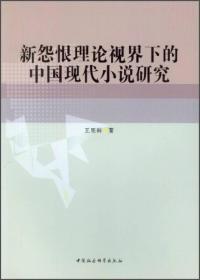 新怨恨理论视界下的中国现代小说研究