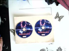 游戏光盘 模拟游戏全集 第3辑 AB面  裸盘2张  盘面有花