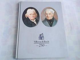 Villeroy Boch  英文原版  餐具 德国唯宝 德国国家级品牌 欧洲皇室御用 陶瓷品牌    精装