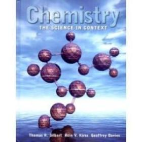 Chemistry: The Science In Context- Text Only