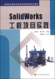 SolidWorks工程项目实践 SolidWorks gong cheng xiang mu shi jian 专著 苑成友,杨玉霞主