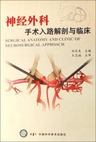 神经外科手术入路解剖与临床